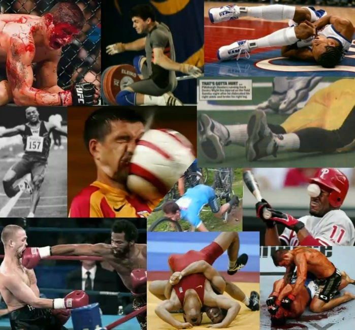 Extreme Sports Accidents: Worst Sports Injuries of All Time