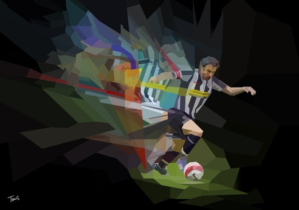 Soccer or Football, It's Art for the Love of the Game