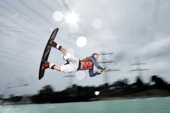 Wild Wakeboard Tricks: Wakeboarding Flips Launches and Rolls