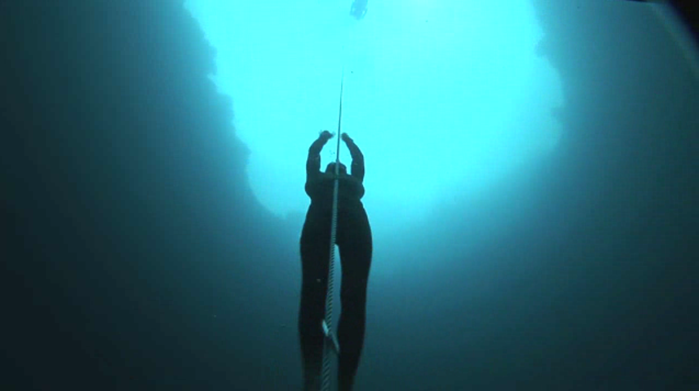 freediving thumb Freediving World Record 88 Meters With No Fins