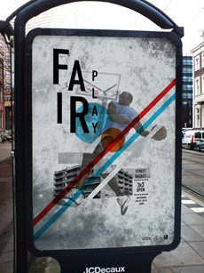 Street Basketball Art and Billboards