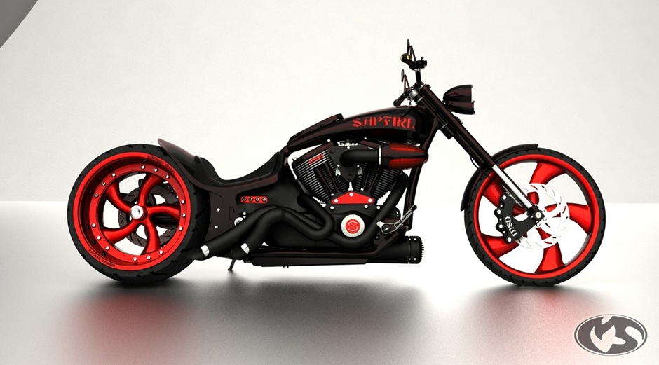 1 10078 thumb1 9 Seriously Sick Sleds by Solif: Creative Custom Choppers