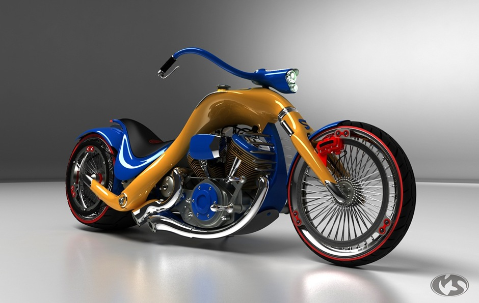 1 11762 thumb1 9 Seriously Sick Sleds by Solif: Creative Custom Choppers