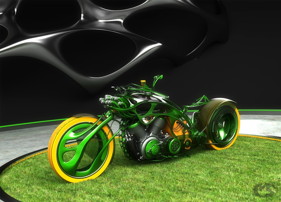 1 15787 thumb1 9 Seriously Sick Sleds by Solif: Creative Custom Choppers