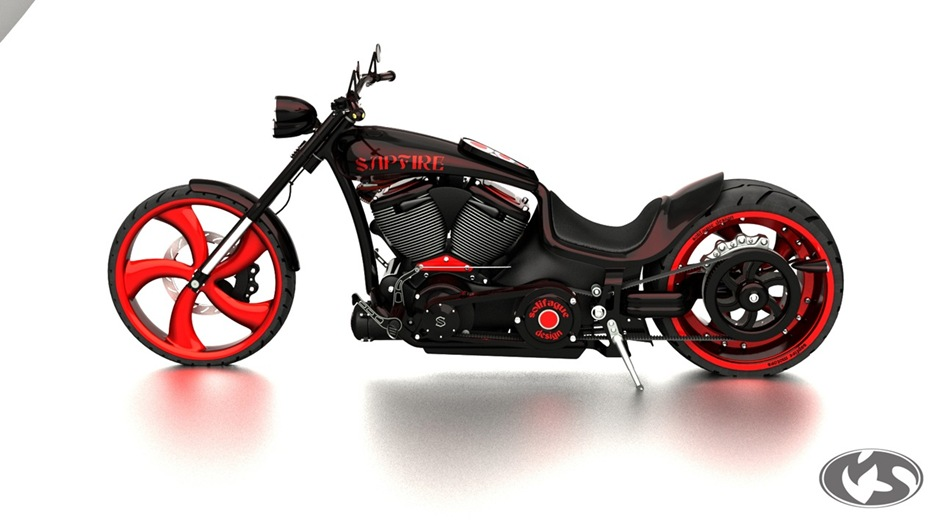 2 10078 thumb1 9 Seriously Sick Sleds by Solif: Creative Custom Choppers