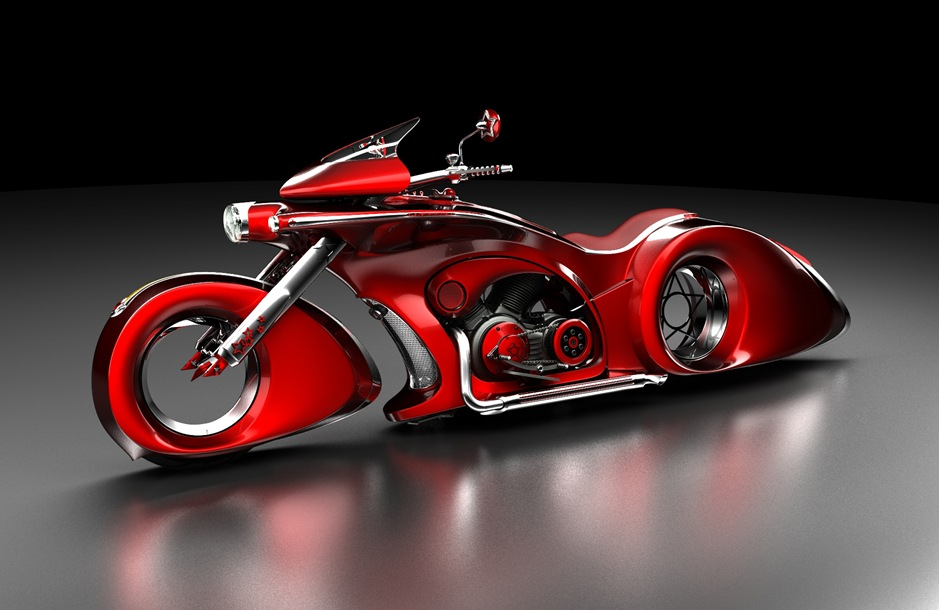 2 16687 thumb 9 Seriously Sick Sleds by Solif: Creative Custom Choppers