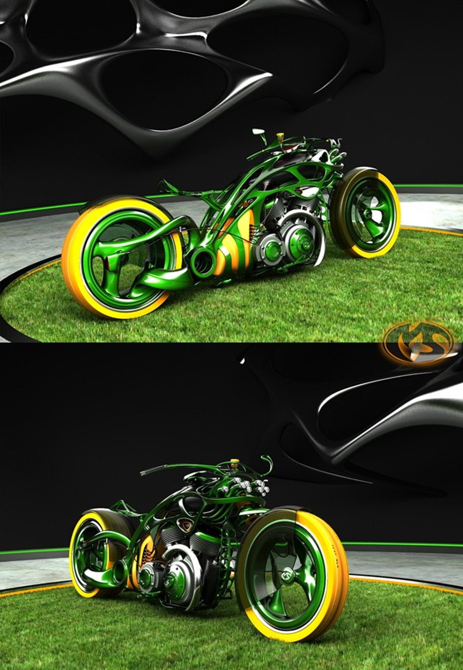 3 15787 thumb1 9 Seriously Sick Sleds by Solif: Creative Custom Choppers