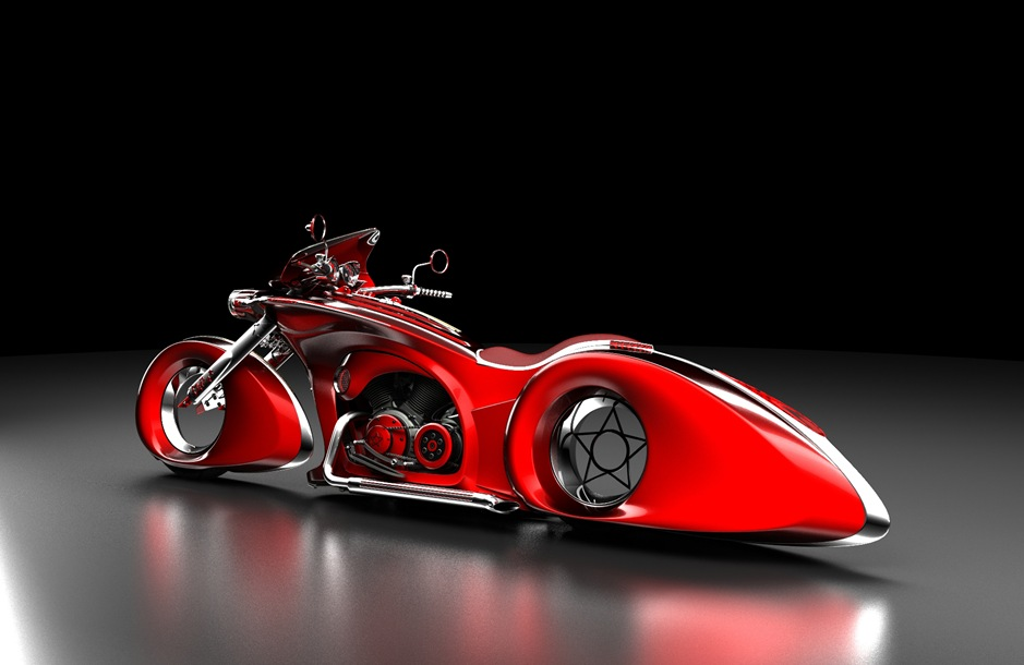 3 16687 thumb 9 Seriously Sick Sleds by Solif: Creative Custom Choppers