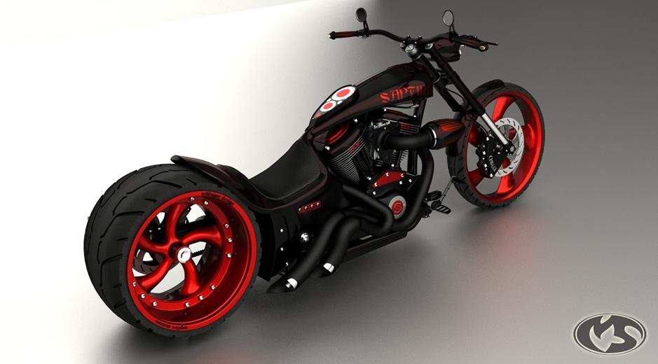 4 10078 thumb1 9 Seriously Sick Sleds by Solif: Creative Custom Choppers