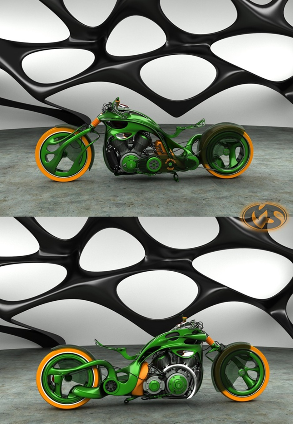 4 15787 thumb1 9 Seriously Sick Sleds by Solif: Creative Custom Choppers