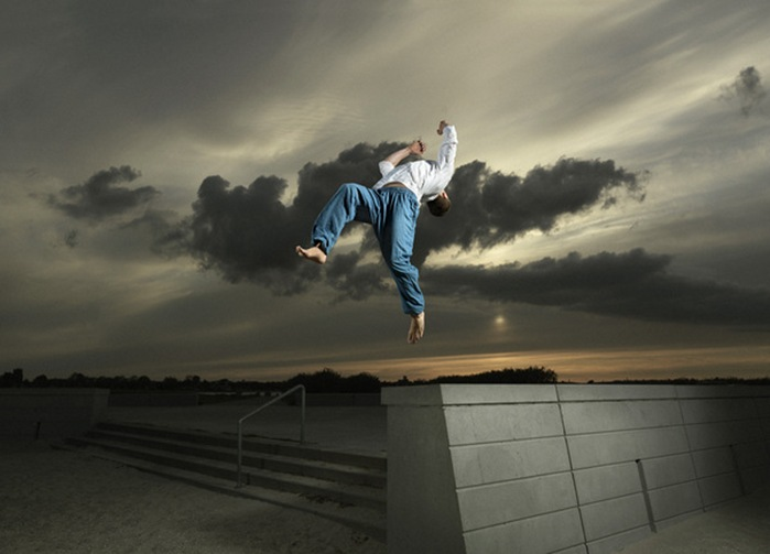 City Surfers: Parkour Photography