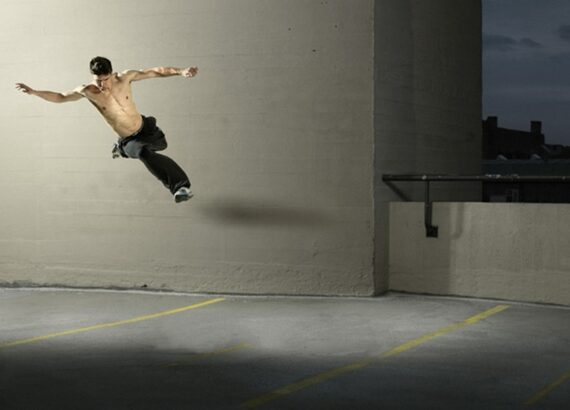 City Surfers: Parkour Photography