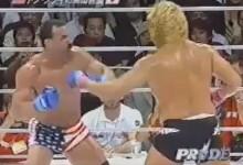Don Frye vs Yoshihiro Takayama