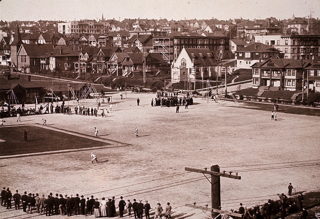 Lincoln Park Playfield 1909 Unforgettable Moments in Baseball Rivalries
