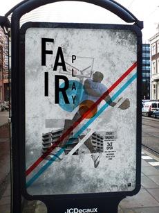 Street Basketball Art and Billboards